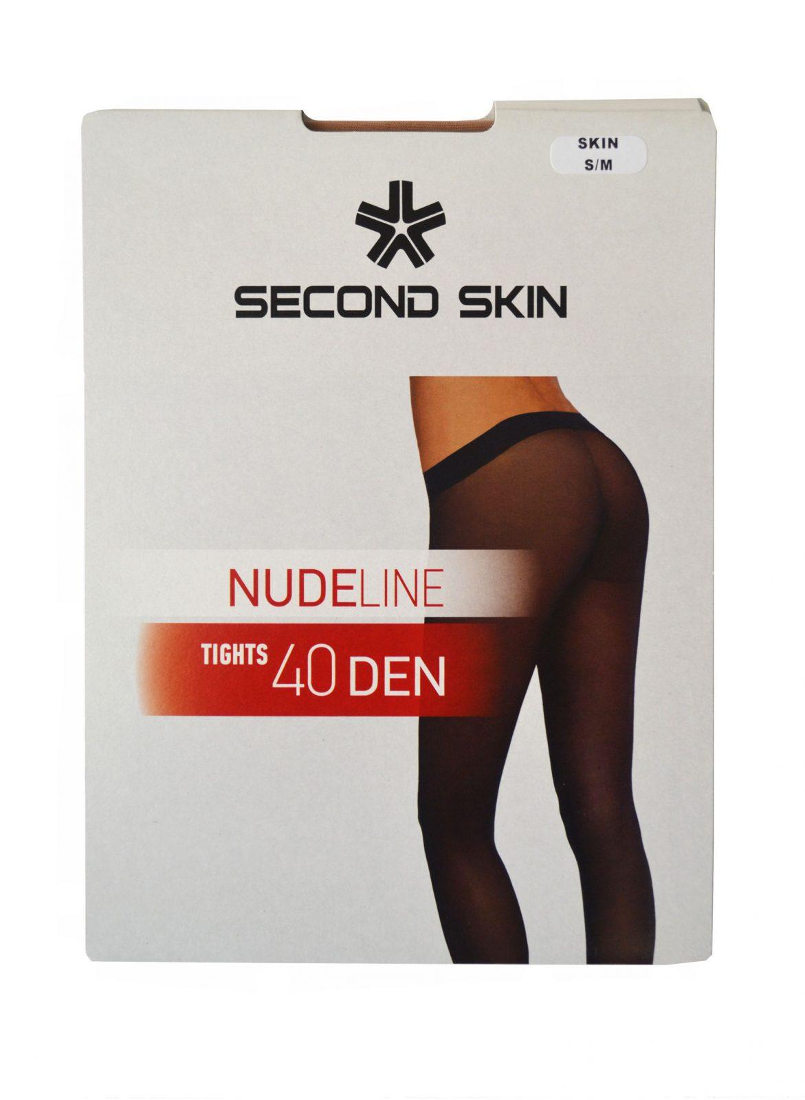 ΚΑΛΣΟΝ SECOND SKIN 40 DEN – ΧΡΩΜΑ DINO