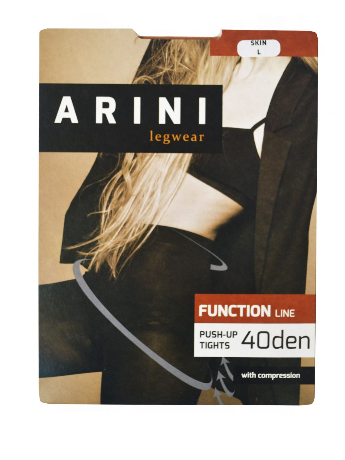 ΚΑΛΣΟΝ ARINI 40 DEN – PUSH UP – ΧΡΩΜΑ DINO